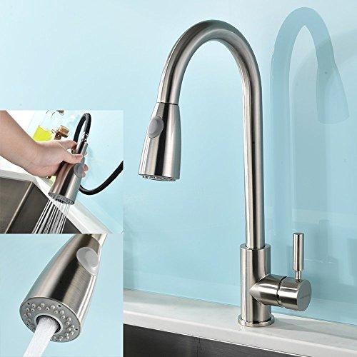 Vapsint Kitchen Faucet Handle Replacement